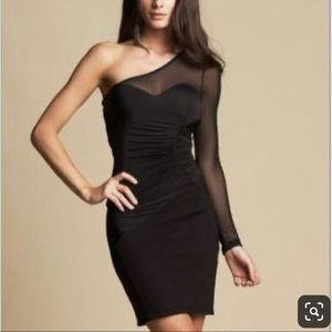 Bebe by Kardashians Black Dress Size M